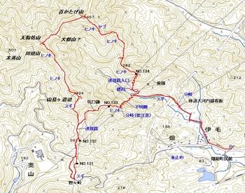 首かたげ山・天狗坊山(11.11.03).jpg