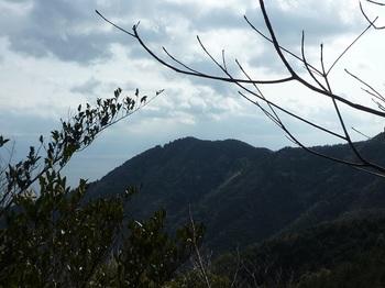P1010247石観音参道から佐連山.JPG