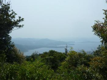 P1010977山頂からの展望(南西方向).JPG