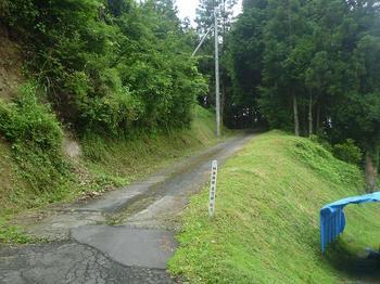 P1020294林道天竺線起点.JPG
