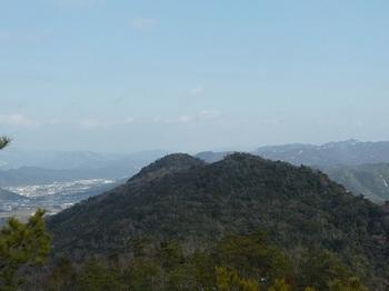 P1040028南ヶ岳、雨乞山.JPG