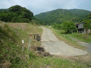 P1050784巡視路入口(N0.34).JPG
