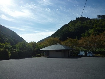 P1060582萩往還梅林園駐車場.JPG