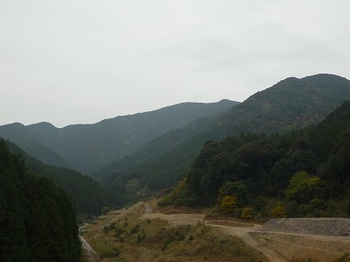 P1070061天井ヶ岳・470.6m峰・岩ヶ迫林道.JPG