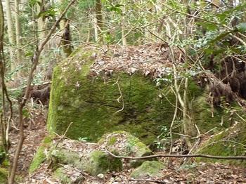 P1080298 U岩(上部から).JPG