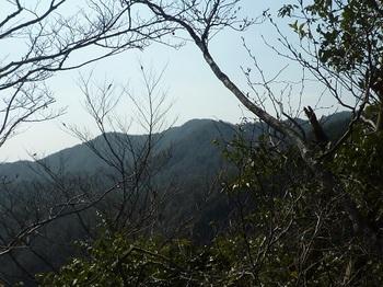 P1080377樹間に蕎麦ヶ岳.JPG