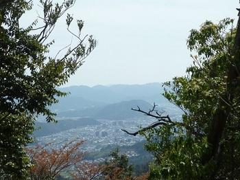 P1090037 ピークから南面の展望(姫山).JPG