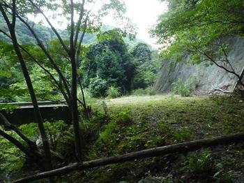 P1110362林道分岐部に出る・コン橋.JPG