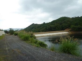 P1110473土堰堤・大江池(逆方向).JPG
