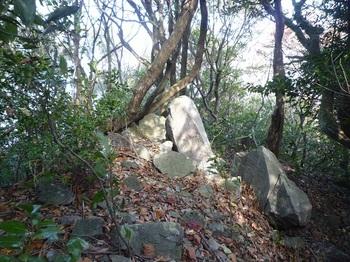 P1120436さらに先でも石の集積.JPG