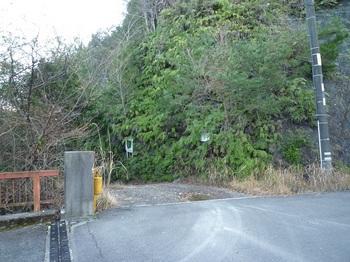 P1130374作業道赤滝線入口.JPG