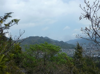 P1150384西目山.JPG