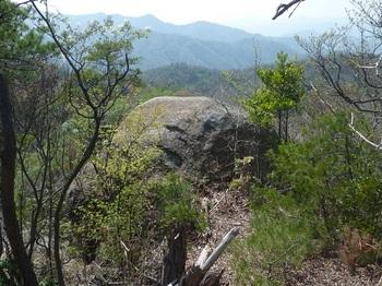 P1150680西尾根・小展望岩.JPG
