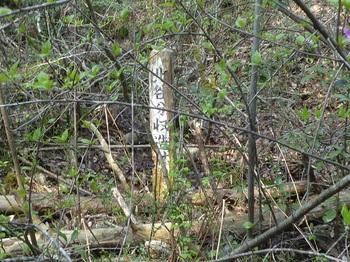 P1150718「北谷分収造林」木柱.JPG