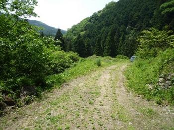P1160363未舗装林道へ出る.JPG