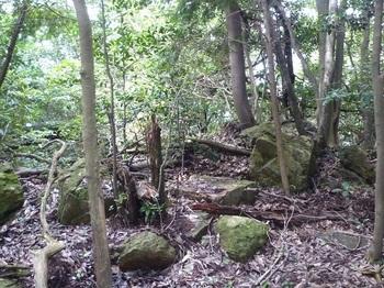 P1170699沓嶽山山頂(東方向から).JPG
