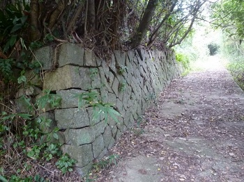 P1190522立派な石垣が残る.JPG