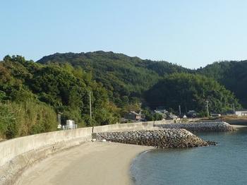 P1190966西側漁港横の砂浜・97mピーク.JPG