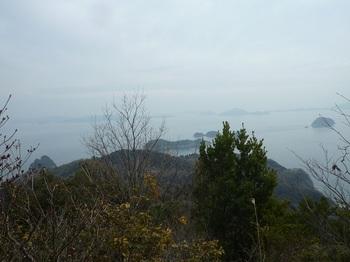P1220330シダ尾根上から海側展望.JPG