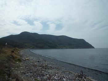 P1230500西側の海岸線・大島.JPG