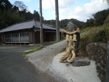P1300335安崎自治会館・猿田彦大神.JPG