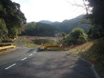 P1310113林道分岐・駐車地.JPG