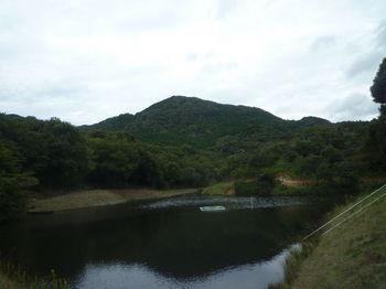 P1340542八ヶ尻池から笠ヶ岳.JPG
