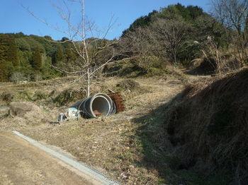 P1360645集落道出合い(逆方向).JPG