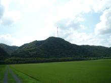 山へgomen ~ 山口県の山歩き記録-城山遠望