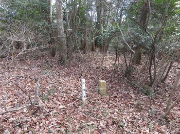 IMG_8296四等三角点「岡畑」.JPG