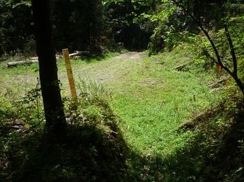 P1050317林道終点.JPG